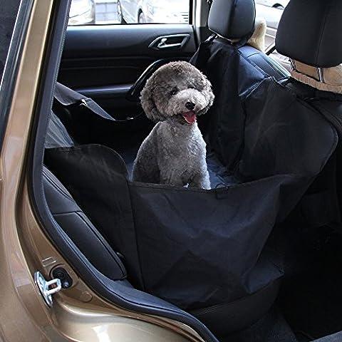 Coprisedili Auto per Cani, Foxpic Copertura per Sedile Posteriore Auto Universale per Cane Animali Domestici