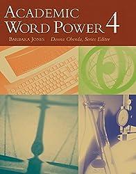Academic Word Power 4 by Barbara Jones (2003-07-11)