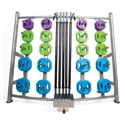 AMAYA Sport–Pump Set 20Spiele + Regal