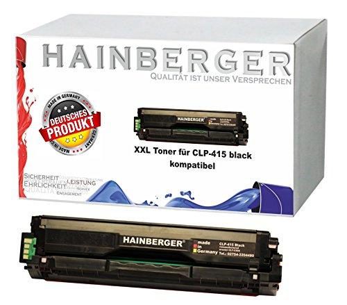 XXL Toner für Samsung CLP-415 BLACK Geeigent für CLP-415N / CLP-415NW / CLX-4195N / CLX-4195FN / CLX-4195FW