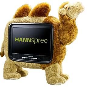 """Hannspree Hannscamel ST19CMAB TV 19"""" (48,3 cm) Modèle chameau 2 ports HDMI Format 16:10 WXGA+ 1440 x 900 5 ms 300 cd/m² 700:1 5000:1 Haut-parleur intégré (Import Allemagne)"""