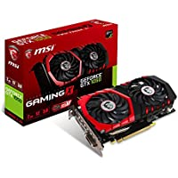 MSI GeForce GTX 1050 GAMING X 2GB Graphics Card