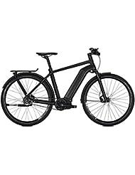 E-Bike Kalkhoff Integrale Excite I8 8G 17 Ah Herren 28' Freilauf black 2018