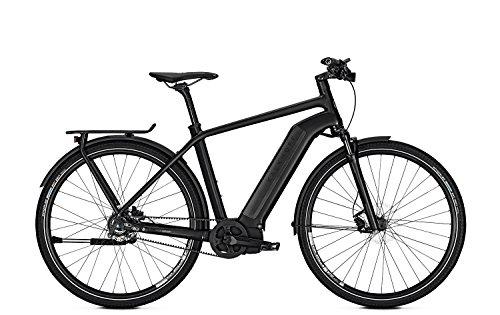E-Bike Kalkhoff Integrale Excite I8 8G 17 Ah Herren 28′ Freilauf black 2018