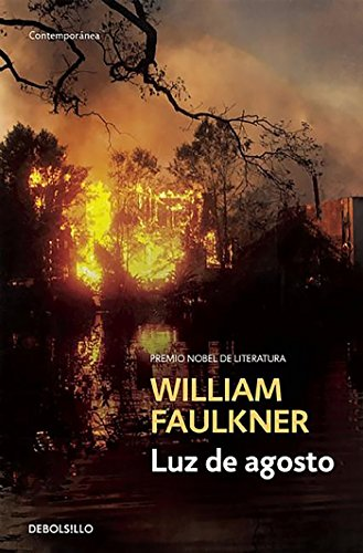 Luz de agosto (CONTEMPORANEA) por William Faulkner