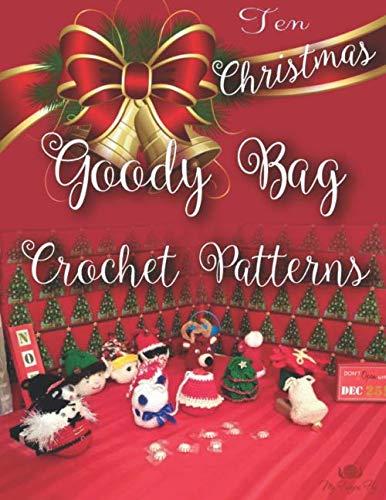 Ten Christmas Goody Bags Crochet Patterns