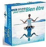 Bien être-8 DVD-Yoga Pilates