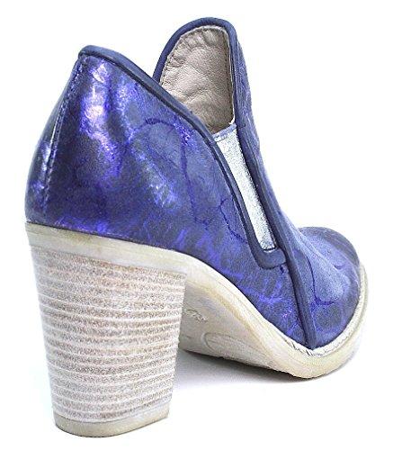 Mjus, Bottes Femme Bleu Bleu Bleu (bleu)
