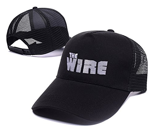 sianda-american-crime-der-draht-logo-stickerei-snapback-mesh-baseball-cap-hat