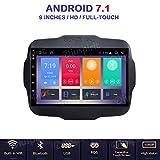 Android 7.1 Allwinner T3 GPS USB WI-FI DAB+ TPMS MirrorLink Bluetooth Autoradio Jeep Renegade 2014 2015 2016 2017 2018