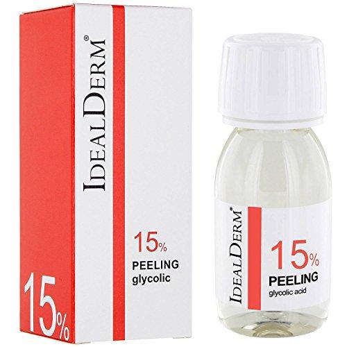 Peeling à l'acide glycolique 15%