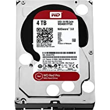 Western Digital HDD Desk Red Pro 4TB 3.5 SATA 128MB Serial ATA III - Disco duro (5 - 60 °C, -40 - 70 °C, Serial ATA III, Unidad de disco duro)