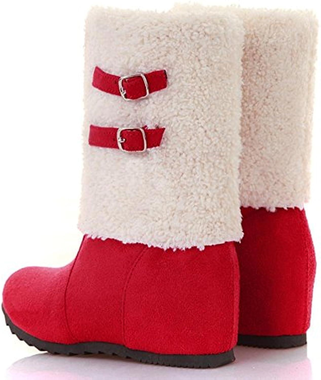 Donna Scarponi da neve il nuovo, Negli stivali tubo Suola in gomma slittata indossare impermeabile, Assorbimento...   In Linea    Uomo/Donne Scarpa
