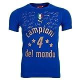 Italien Puma Winners Tee WM-Sieger Shirt 733625-01