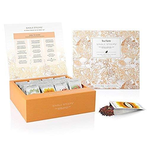 Hojas Sueltas DE UN SOLO USO CAJA DE TÉ DE Tea Forte
