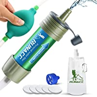 Sawyer Mini Filtro de Agua Neopreno Protección Térmica Manga