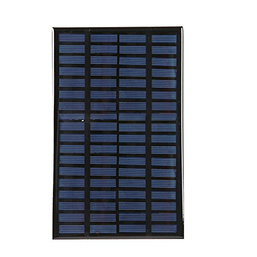 Balai 1 Stück 2.5W 18V Solarpanel Polykristallin Solar Power Panel-Solar System DIY - 6