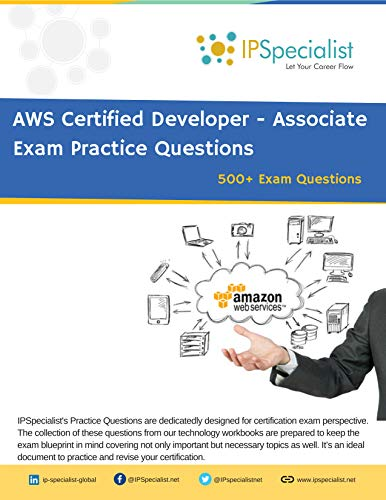 Aws Certified Developer Associate Exam Practice Questions With