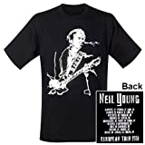 Neil Young - T-Shirt Tour 2008 (in XL)