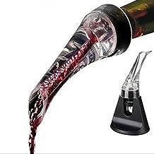 HuntGold - decantador de vino tinto, Mini Aireador de Viaje