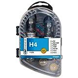 Cartrend Glühlampenbox H4, 9-teilig