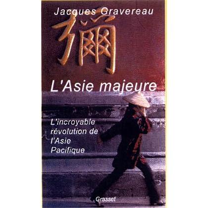 L'asie majeure (essai français)
