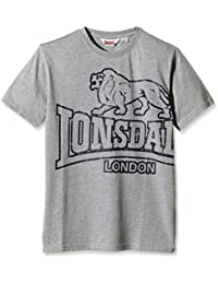 Lonsdale - T-Shirt Manches Longues Homme