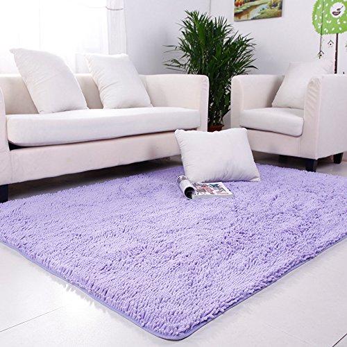 qwer Super convenienti! Tappeto multifunzione Lounge tavolino tappeti camera da letto letto e assorbimento di acqua e antiscivolo ,140*200cm, snow-ching