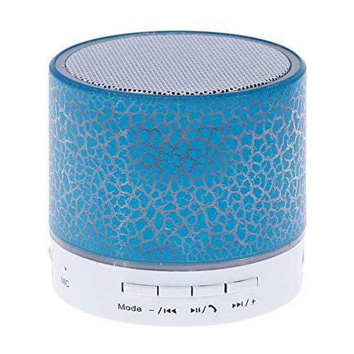 Bluetooth Lautsprecher Kabelloser L Autsprecher Tragbare Mini-Bluetooth-Lautsprecher-Drahtlose Hände geben geführten Lautsprecher Fm-Ton-Musik für Handy frei