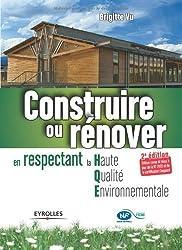 Construire ou rénover en respectant la Haute Qualité Environnementale