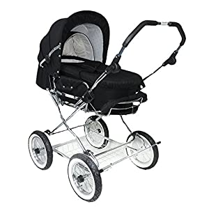 Eichhorn Combination Pushchair with Automatic Frame and Fixed Carry Bag LuxVersion   10