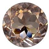 Morganite Pietra preziosa sciolto 2.09 ct PGTL Certified Round Cut (9 x 9 mm) Morganite Loose Gemstone