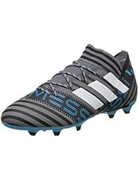 Amazon.es  Gris - Fútbol   Aire libre y deporte  Zapatos y complementos a89b3e1a0c05a