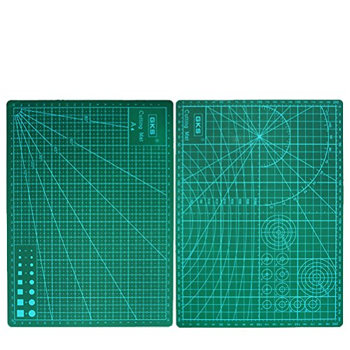ULTNICE 30x22cm Cutting Mat Mat Cutter auto-cicatrisant mat de coupe PVC Construction