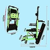 Wheelchair Elektro-Kletter Rollstuhl Crawler Kletter Gebäude Rollstuhl Kann Treppen Klettern Gehen Treppe Hinunter Klettern Gebäude Rollstuhl Fahren Verlängerte Klettermaschine