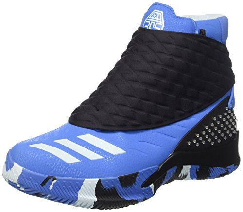 adidas Ball 365 X, Basket homme Multicolore - Multicolore (Rayblu/Iceblu/Cblack)