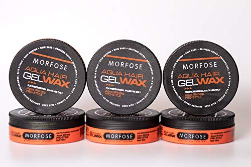 Morfose Gel-Wax Extra Shining 6 x 175ml -