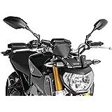 PUIG - 7515J : Carcasa Relojes Mt 09 13' Color Negro Mate Yamaha -> Mt-09 (13-15)