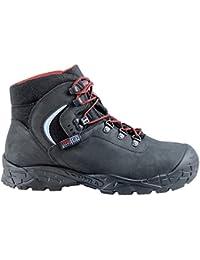 Elten - Chaussures De Protection En Tissu Pour Les Hommes, Bleu, Taille 40 Eu / Uk 6.5