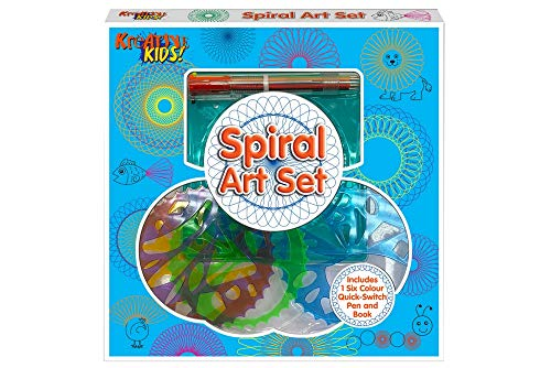 Toyland Spiral Art Set - CREA Arte increíble - Juguetes...