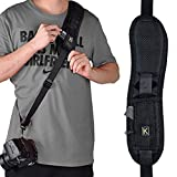 Best Camera Sling Strap Dslrs - Camera Shoulder Strap/Songway Camera Neck Strap Quick Release Review