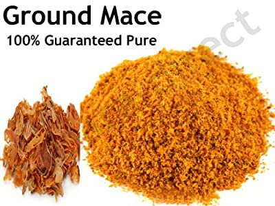 50g   Ground Mace Powder Javentri Indian Spice Cooking Health Arabic Chinese Cooking by Falconsuperstore