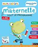 Mon cahier maternelle - Moyenne Section - 4/5 ans