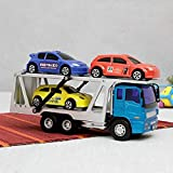 #5: IGP Mini Truck Series Car Carrier Truck Friction Toys for Kids