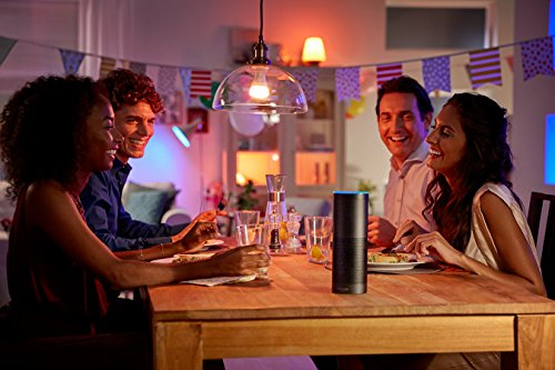 Philips Hue LED Lampe E27 Starter Set inklusive Bridge, 2. Generation, 3-er Set, dimmbar, 16 Mio Farben, app-gesteuert - 11