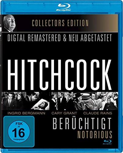 Bild von Alfred Hitchcock: Berüchtigt - Notorious (1946) [Collector's Edition] [Blu-ray]