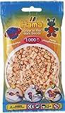HAMA-Perlen NACHTLEUCHTEND ROSA 1000 Stück, 1 Beutel