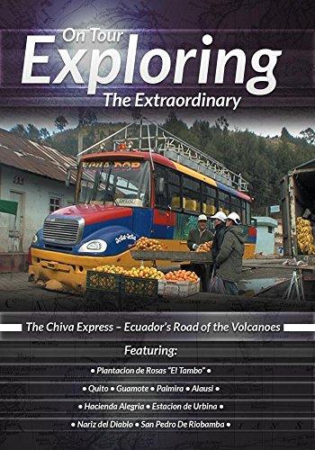 Preisvergleich Produktbild Exploring the Extraordinary Autoferro de Los Volcanes