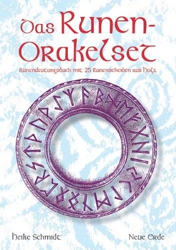 Das Runen-Orakelset: Runendeutungsbuch mit 25 Runenscheiben aus Holz