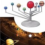 Magicwand DIY Glow In The Dark Solar System Planetarium Model Kids Science Kit